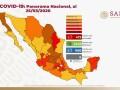 475 casos confirmados en México de Coronavirus (COVID-19) – Miércoles 25 de Marzo del 2020